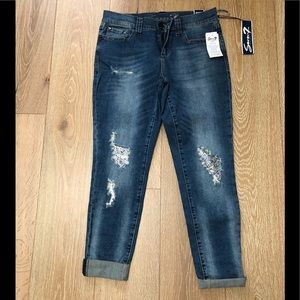 Seven 7 /Ladies/Jeans/With Sparkles/Size 4